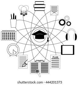 Management Science Methods Images, Stock Photos & Vectors