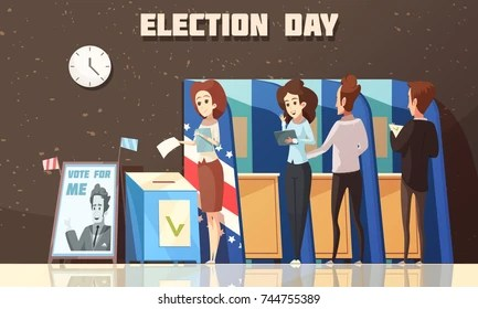 campaign poster images stock