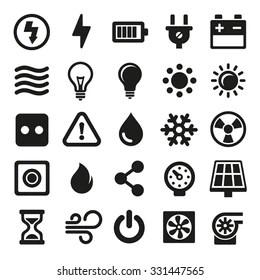 Electrical Symbols Images, Stock Photos & Vectors