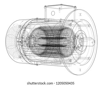 Electric Generator Images, Stock Photos & Vectors