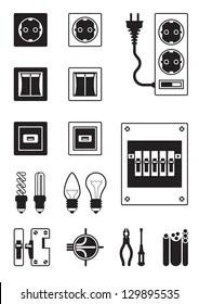Circuit Breaker Box Images, Stock Photos & Vectors