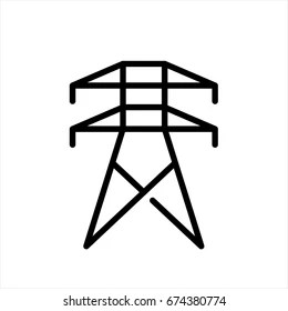 Transmission Lines Images, Stock Photos & Vectors