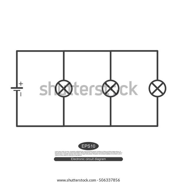 Electronic Symbols Learning Basic Electrical Circuits
