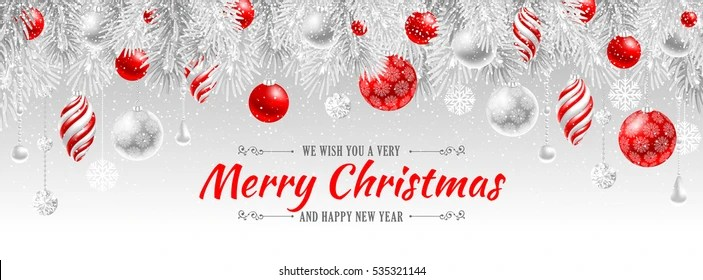 christmas banner images stock