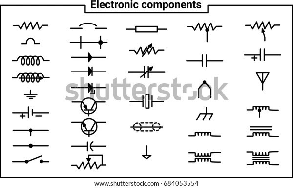 Elements Electrical Engineering Electronic Components