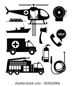 Emergency Response Images, Stock Photos & Vectors