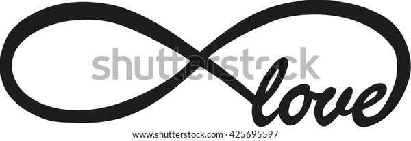 Download Endless Love Infinity Sign Stock Vector (Royalty Free ...