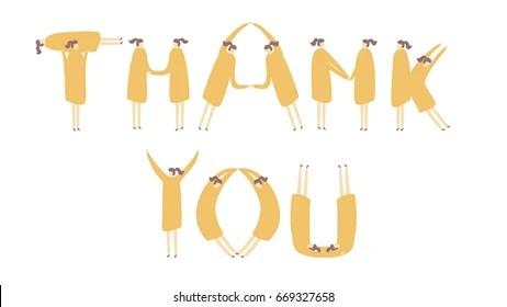 thank you cartoon images