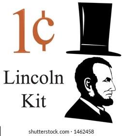Abraham Lincoln Stock Vectors, Images & Vector Art