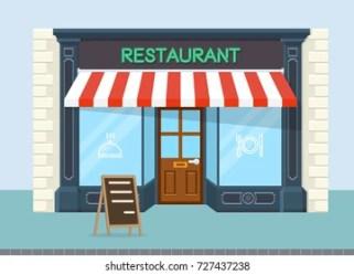 Restaurant Exterior Images Stock Photos & Vectors Shutterstock