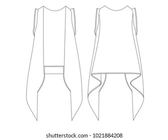 Cardigan Isolated Stock Vectors, Images & Vector Art