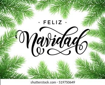 feliz navidad images stock