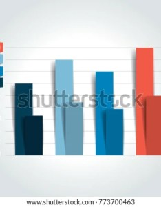 Flat chart graph simply color editable infographics elements also stock vector royalty free rh shutterstock