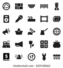 Similar Images, Stock Photos & Vectors of Set of art icons