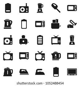 Retro Battery Radio Images, Stock Photos & Vectors