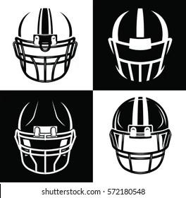 Football Helmet Images Stock Photos Vectors Shutterstock