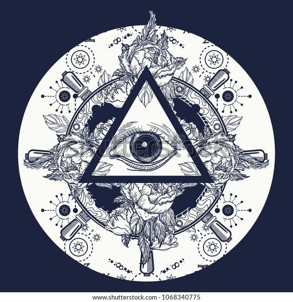 freemason spiritual symbols alchemy