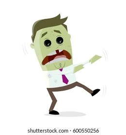 Zombie Business Images Stock Photos Vectors Shutterstock