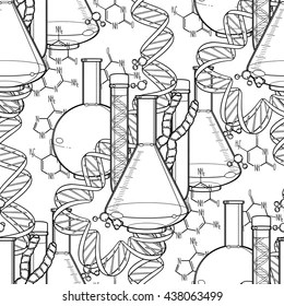 Laboratory Coloring Pages Images, Stock Photos & Vectors