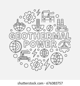 Geothermal Energy Images, Stock Photos & Vectors