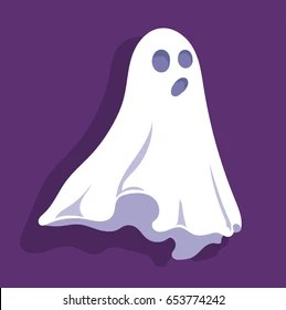Cartoon Ghost Images Stock Photos Vectors Shutterstock