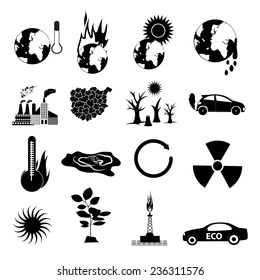 Climate Change Icon Images, Stock Photos & Vectors