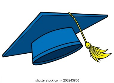 graduation cap cartoon images