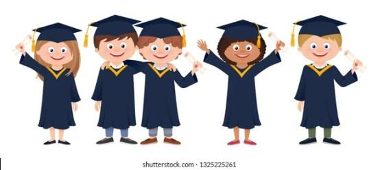 Graduate Cartoon Images Stock Photos & Vectors Shutterstock