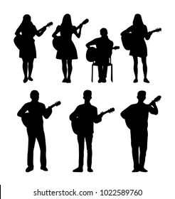 Jazz Band Silhouette Images, Stock Photos & Vectors