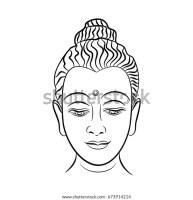 Buddha Kopf Vorlage   Vorlagen zum Ausmalen gratis ausdrucken