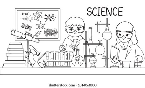 Test Tube Cartoon Images, Stock Photos & Vectors