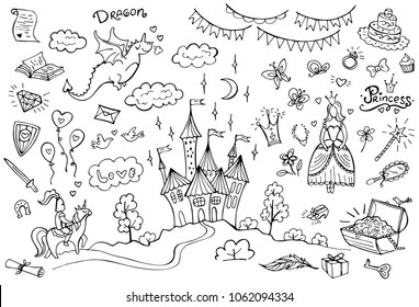 coloring pages kids fairy tale king queen # 34