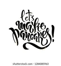 Pancakes Illustration Images, Stock Photos & Vectors