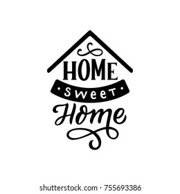 Kindreds: Printable Home Sweet Home Clipart