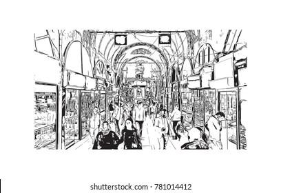 Bazaar Vector Stock Images, Royalty-Free Images & Vectors