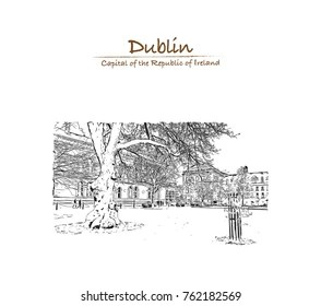 Trinity Square Gardens Stock Images, Royalty-Free Images
