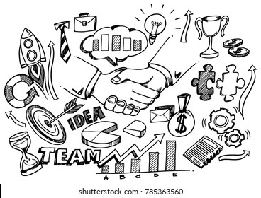 Charts Collaboration Images, Stock Photos & Vectors