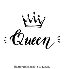 Queen icon Crown t Crown and Queen