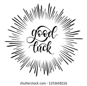 Goodbye And Good Luck Images, Stock Photos & Vectors