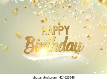 Happy Birthday Images Stock Photos & Vectors Shutterstock