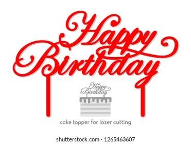 Cake Topper Images Stock Photos Vectors Shutterstock