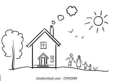 Ilustraciones, imágenes y vectores de stock sobre Simple