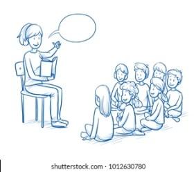 Drawing Teacher Images Stock Photos & Vectors Shutterstock
