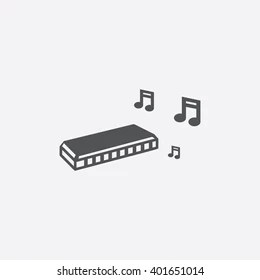 Harmonica Stock Images, Royalty-Free Images & Vectors