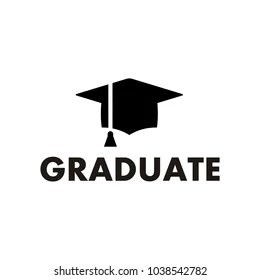Graduation Logo Template Images, Stock Photos & Vectors