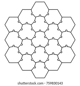 Similar Images, Stock Photos & Vectors of Honeycomb Set