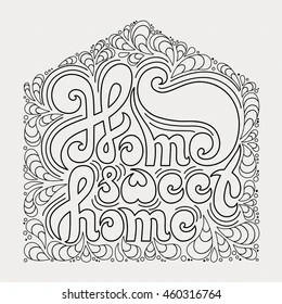 Adult Coloring Pages Quotes Images, Stock Photos & Vectors