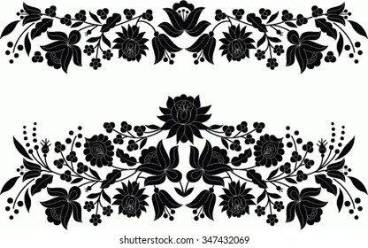 Embroidery Designs Images, Stock Photos & Vectors