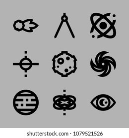 Similar Images, Stock Photos & Vectors of Set of Celtic