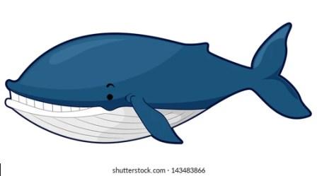 Blue Whale Cartoon Images Stock Photos & Vectors Shutterstock